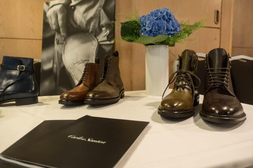 Boots from Carlos Santos.