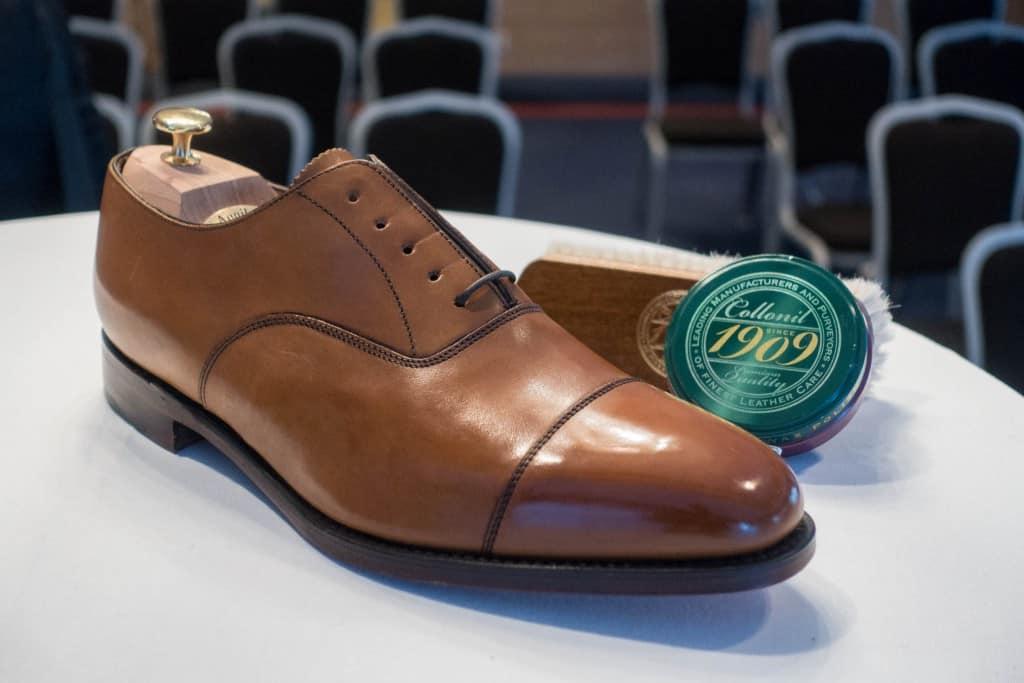Anders final shoe.