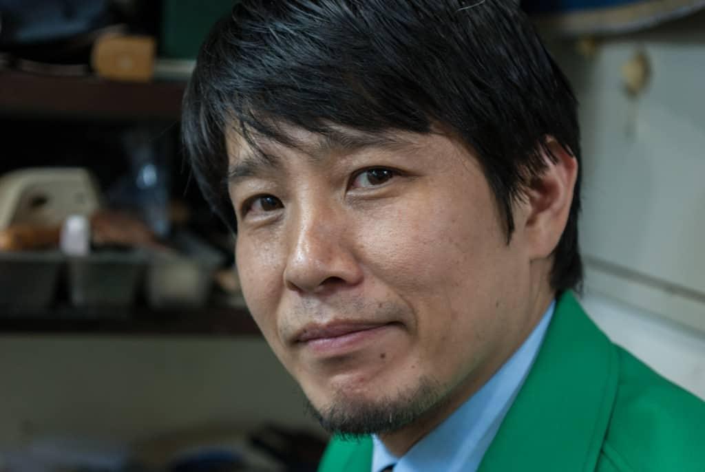 Keitaro Takano.