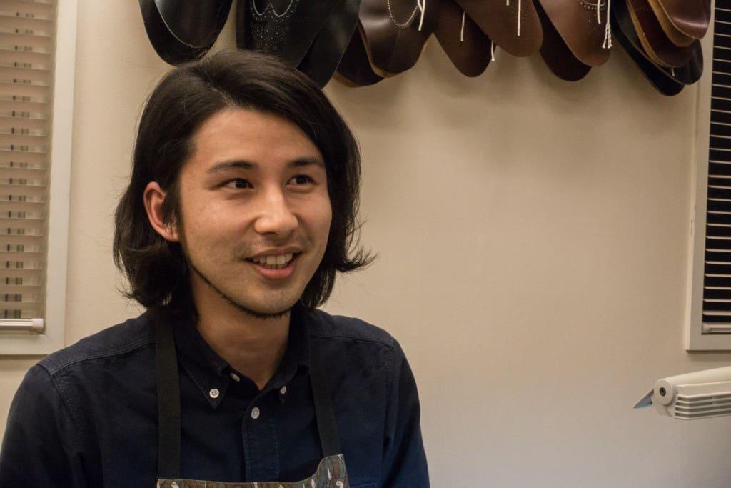 Shunsuke Moriyama.