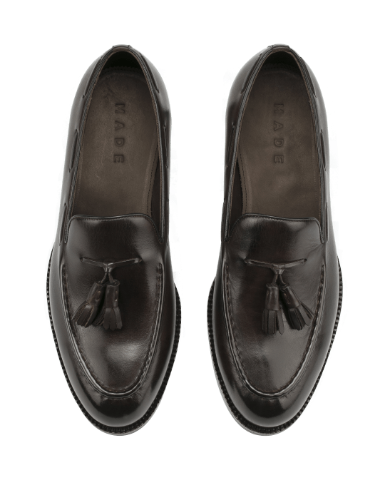 Tassel loafers is one of their base models one can start from...