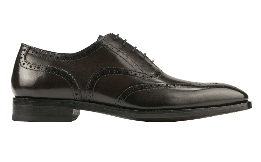 ...as is a full brogue...
