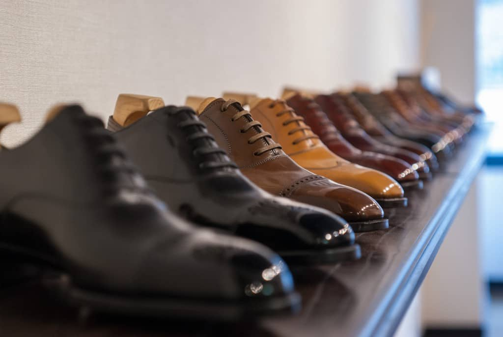 Pic from his showroom.