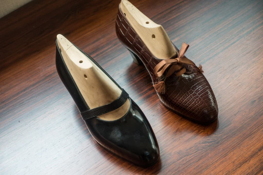 Marquess also makes bespoke shoes for women.