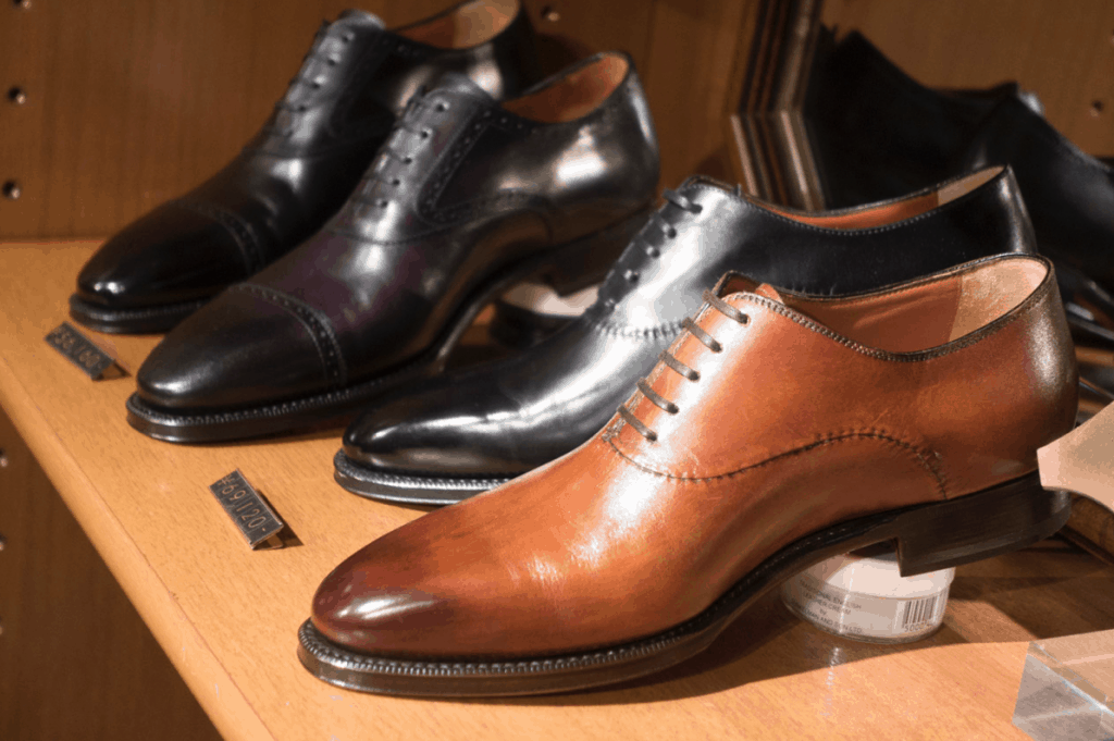 Good looking shoes from Italian Bollini.