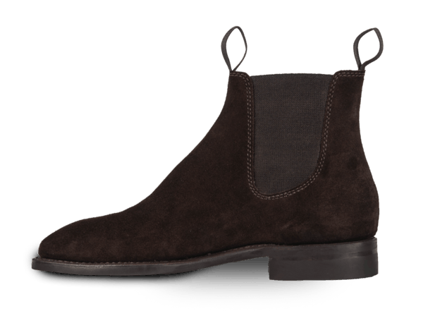 Chelsea boot, clearly inspired by RM Williams.