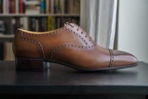 The picture - Superb fitting shoes
