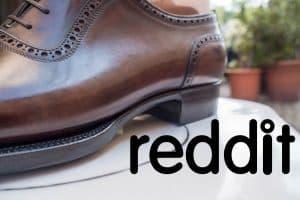 The web tip - The Reddit forum Goodyear Welt