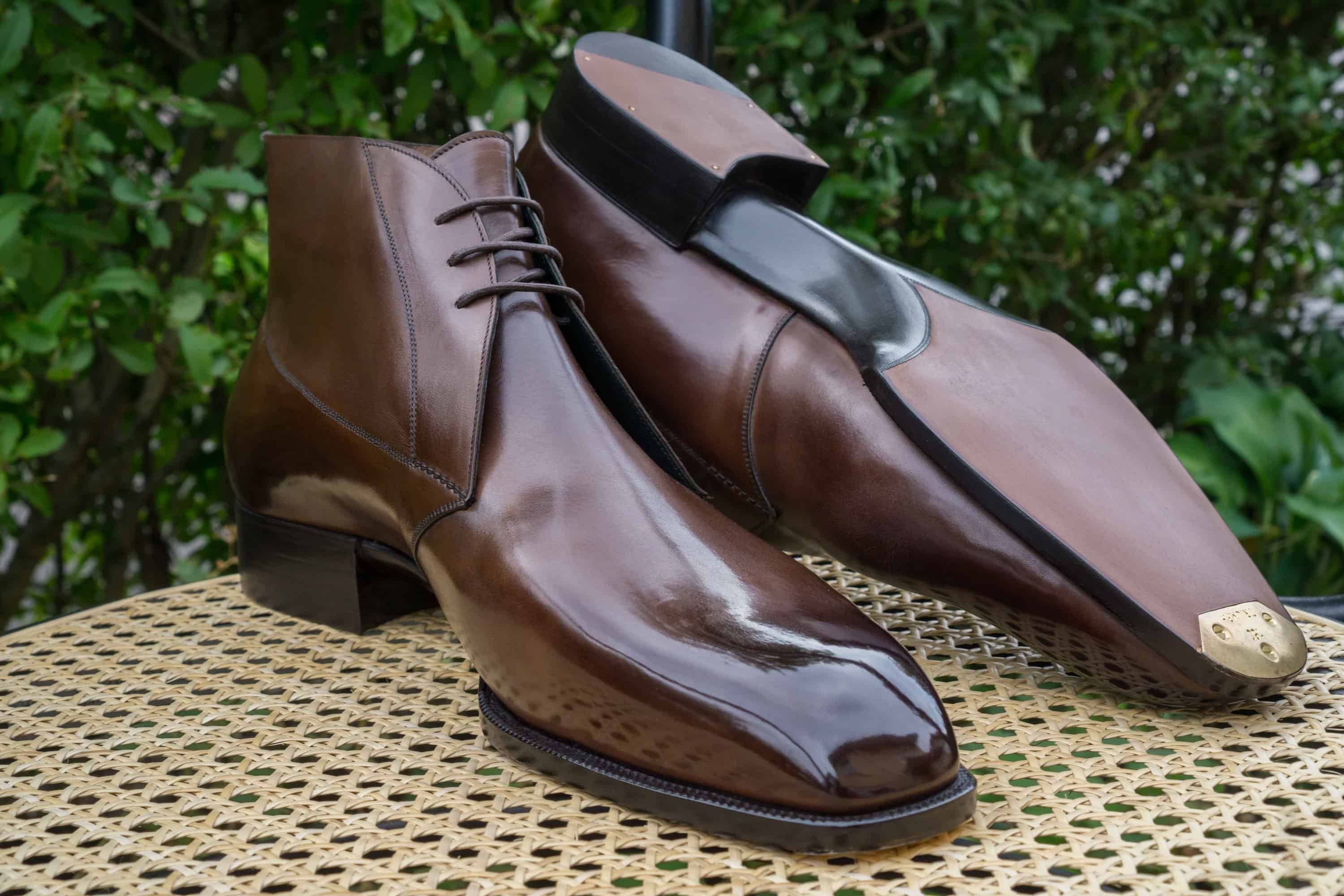 Picture special – New bespoke pair from Gaziano & Girling